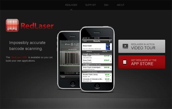 Red Laser App Iphone