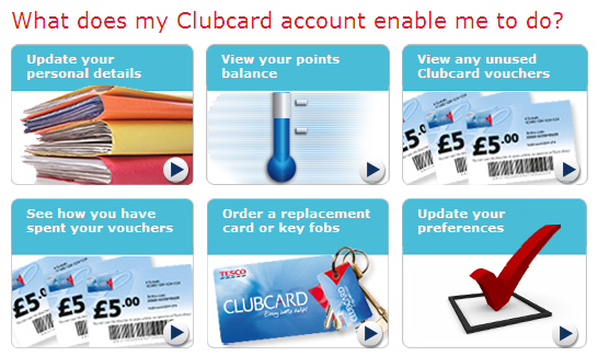 Tesco Clubcard