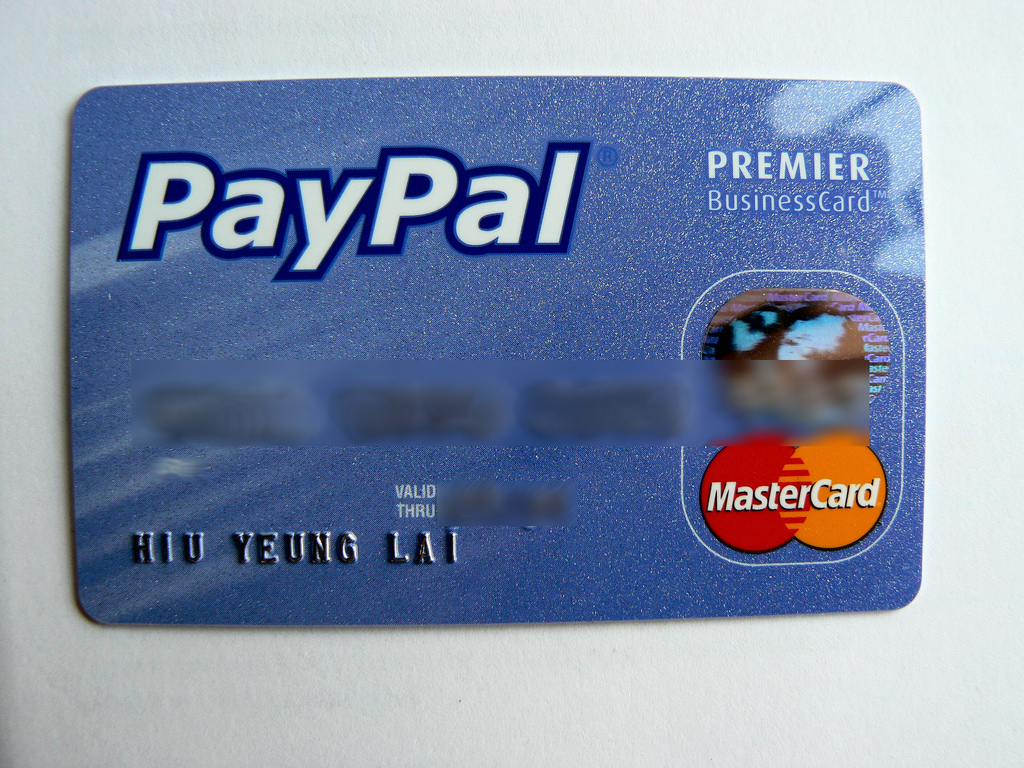 credit card and paypal Exchanging money has become simple in the digital world with companies like  paypal, amazon and square offering solutions from your.