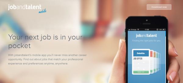 jobandtalent app